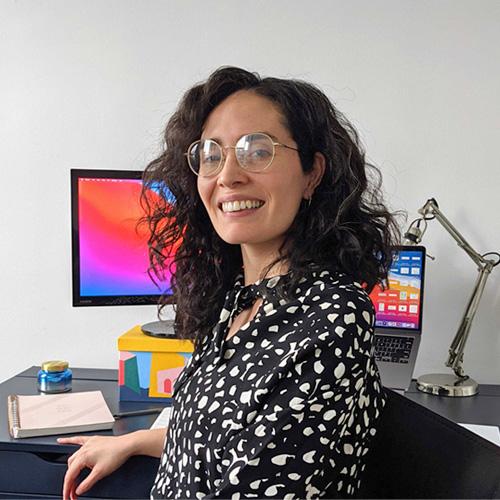 Paulline Mallea - Product Manager