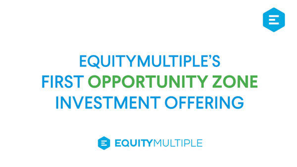 First Opportunity Zone Investment Offering