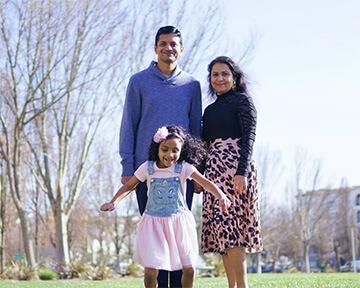 The Rajagopalan Family
