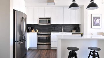 value add investing: upgraded multifamily interior
