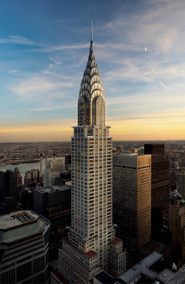 Ground leases apply to about 15% of buildings in New York City, including the Chrysler Building
