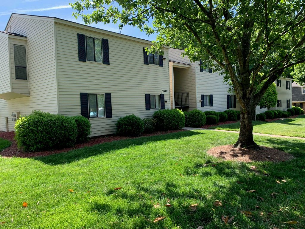 Exterior of a Value-Add Real Estate Investment in Raleigh, NC